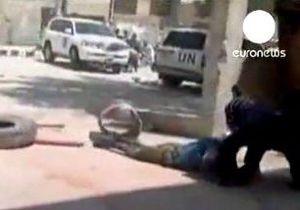 Сирия: миротворцы ООН оказались меж двух огней