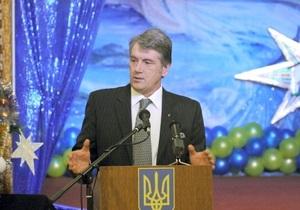 Ющенко намекнул, что Тимошенко готовит технологию фальсификации Река