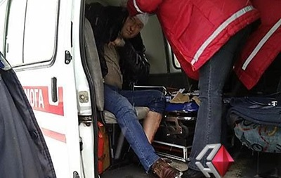 ВНиколаеве неизвестные вмасках Деда Мороза избили депутата Барну