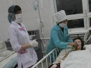 ВОЗ: Украинские медики хорошо подготовились к эпидемии гриппа