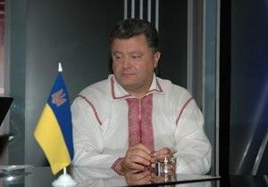 Порошенко: Людям, которые ограничивают свободу слова в Украине, могут запретить въезд в другие страны