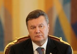 Янукович подписал закон о пенсионной реформе