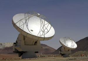 Телескоп ALMA проследил за рождением звезды и ее планет