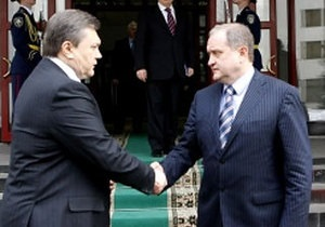 Депутат: Янукович решил уволить ряд силовиков