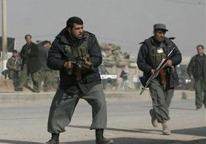 В Афганистане в результате взрыва погибли шесть военнослужащих НАТО