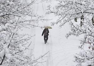 До весны еще далеко: на этой неделе в Украине усилятся осадки и похолодает