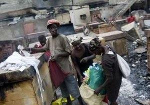 Президент Гаити заявил о гибели 170 тыс. человек в результате землетрясения