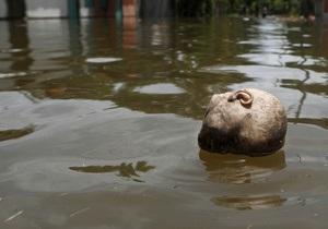 В Анголе жертвами наводнений стали 25 человек