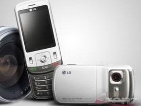 LG презентовала восьмимегапиксельный камерофон