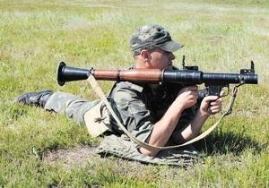 В Одесской области местный житель нашел гранатомет на рыбалке