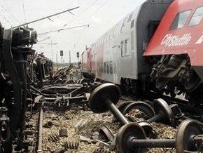 В Румынии сошел с рельсов пассажирский поезд