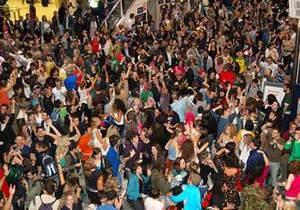 Новый танцевальный рекорд мира установили в Кировограде
