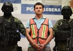 Жители мексиканского штата получили открытки по случаю годовщины наркокартеля