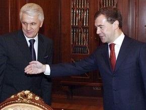 Литвин исключает применение Россией силы для выяснения отношений с Украиной
