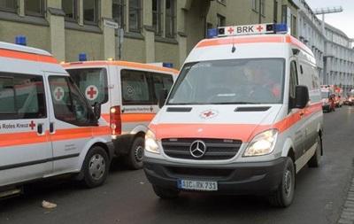 ВАугсбурге эвакуируют 54 тысячи человек из-за бомбы времен 2-ой мировой войны