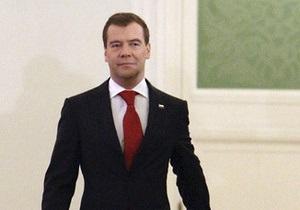 Медведев подписал закон о пролонгации пребывания ЧФ РФ в Крыму