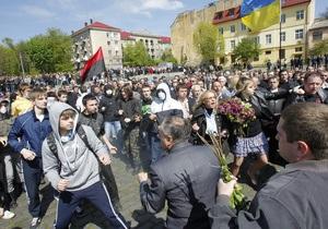 9 мая во Львове: МИД Украины напомнил Москве о ксенофобии в РФ
