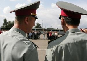 В Крыму командир воинской части передал местным властям 48 га земли