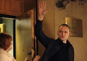Новости России - оппозиционеру Удальцову грозит домашний арест