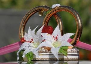 В Черниговской области в помещении избиркома устроили свадьбу