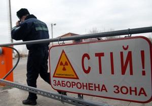 В Чернобыльской зоне отчуждения задержали четверых сталкеров