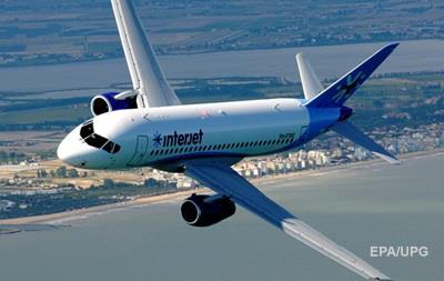 Мексиканская авиакомпания «Interjet» остановила полеты самолетов Sukhoi Superjet 100