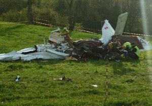 В Швейцарии разбился туристический самолет, погибли шесть человек
