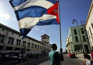 Чехия и США готовы принять кубинских политзаключенных