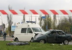 Водитель скорой из кортежа Януковича получил пять лет условно