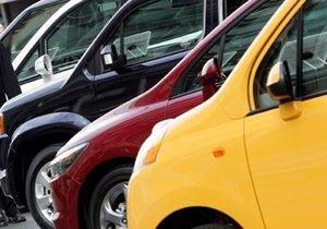 Ъ: Продажи автомобилей в Украине в ноябре немного снизились