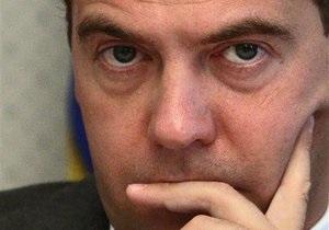 Медведев отправил в отставку главу транспортной милиции