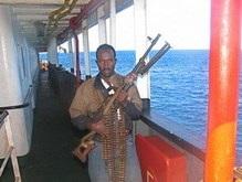 Сомалийские пираты захватили второе за последние два дня судно