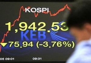 Корейский торговец ценными бумагами покончил с собой из-за обвала рынков