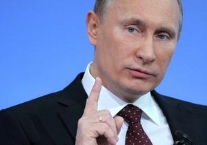 Путин заявил, что ему не нужны подтасовки на президентских выборах