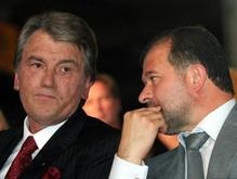 Ющенко поручил Балоге выбирать советников Президента