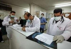 Число жертв гриппа и пневмонии в Украине достигло 479 человек