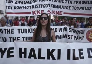 В результате беспорядков в Турции пострадали более 3 тысяч человек - ТВ