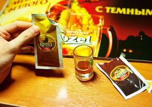 Информация о пробниках пива в российском журнале оказалась вирусной рекламой