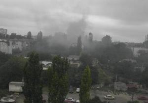 Из-за пожара в Одессе погибли два человека
