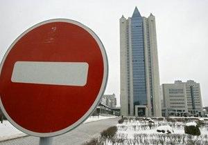 Газпром прогнозирует в конце года рекордную цену на газ для Европы