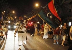Обама заявил, что будущее Ливии находится в руках ливийцев