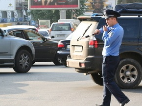 ГАИ установит на дорогах табло, предупреждающие о фото- и видеофиксации