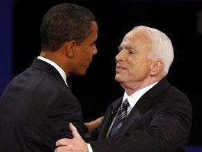 Фотогалерея: Последний бой Обамы и Маккейна