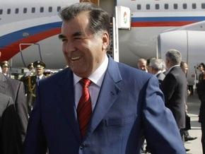 Президент Таджикистана обещает жителям свет в обмен на покупку акций ГЭС