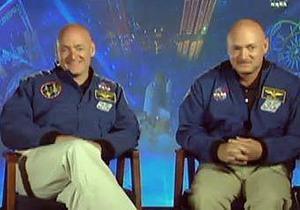 NASA отправит на МКС братьев-близнецов