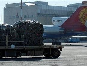 США начали вывоз имущества с авиабазы в Кыргызстане