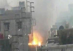 В результате теракта в Сирии погибли не менее десяти человек