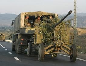 МИД РФ: Поставки оружия в Грузию скажутся на отношениях России и Украины