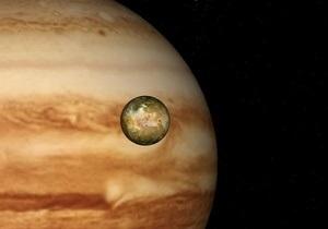 Некоторые земные микроорганизмы способны выжить на спутнике Юпитера