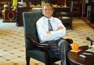 Ющенко пока не собирается покидать госдачу в Конче-Заспе